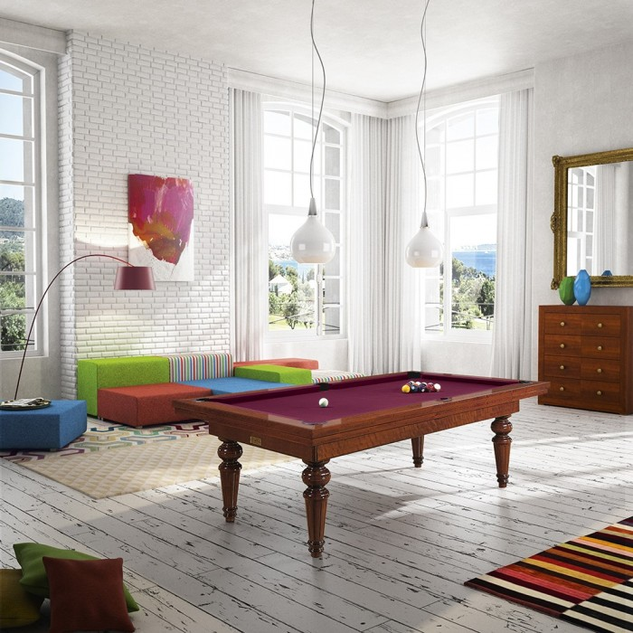 billard fran ais am ricain louis xvi traditionnel moderne transformable en table. Black Bedroom Furniture Sets. Home Design Ideas