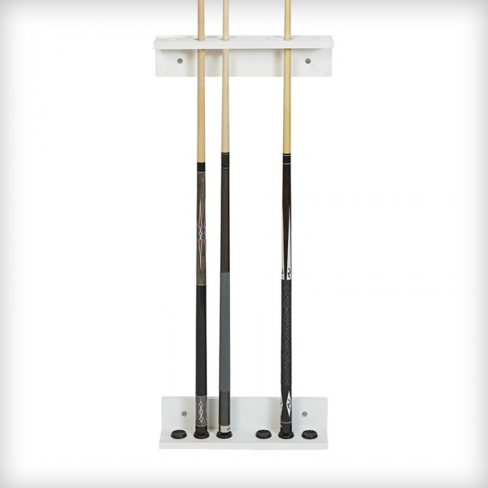 Cue rack elegance lacquered