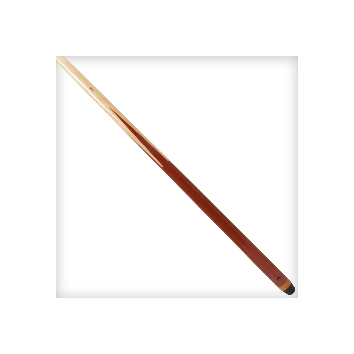 Achat queue de billard hc 1 30 m bois massif billards for Dimension queue de billard