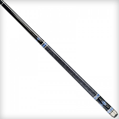 Fury silver star billiard cue