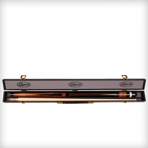 Billiards cue and case