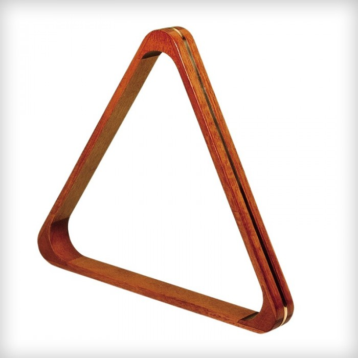 Wooden triangle