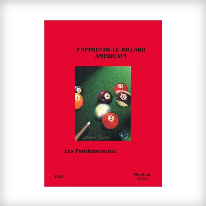 pool billiards, Book Guenet