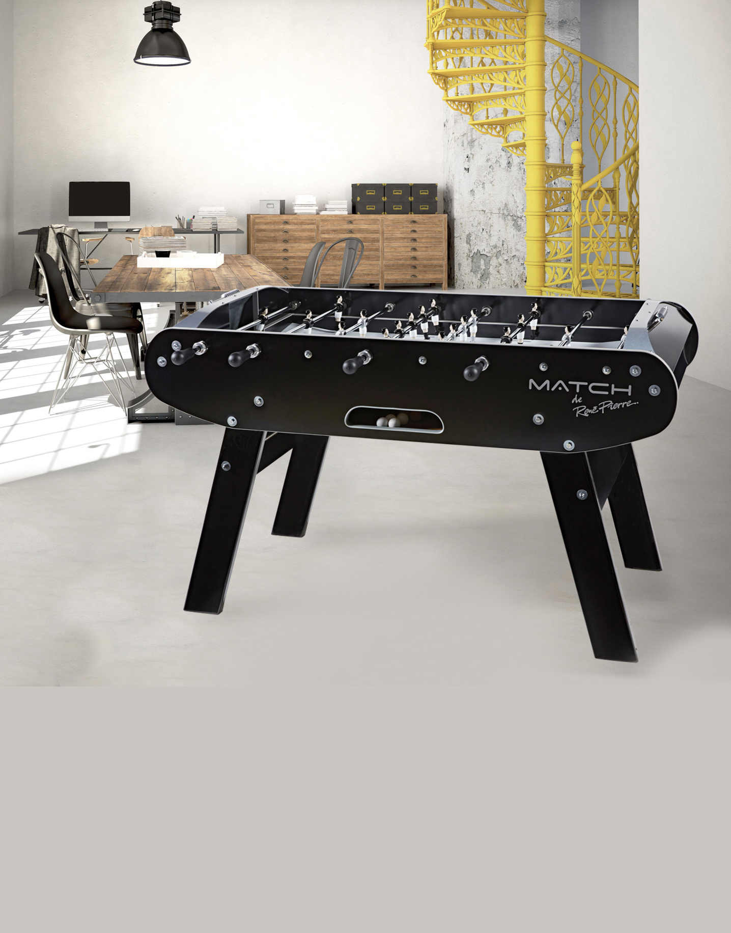 Football tables and Billiards René Pierre 0e2b358e60ce