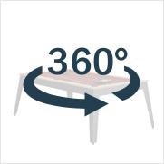 Baby foot Leader 360